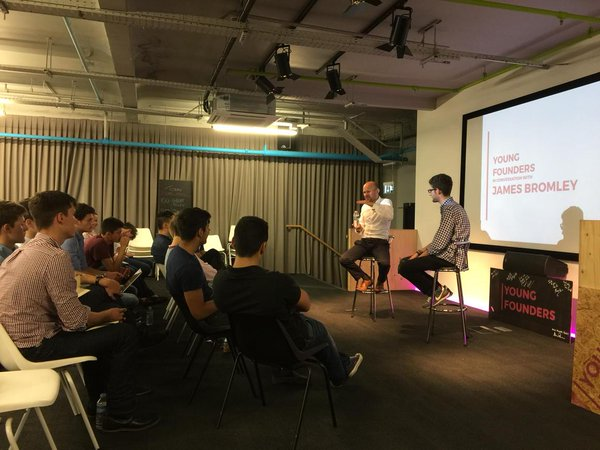Young Founder Bootcamp:Retrospective